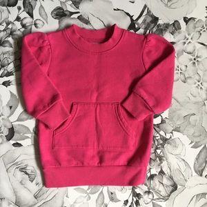 Other - Baby Girls Pink Sweatshirt